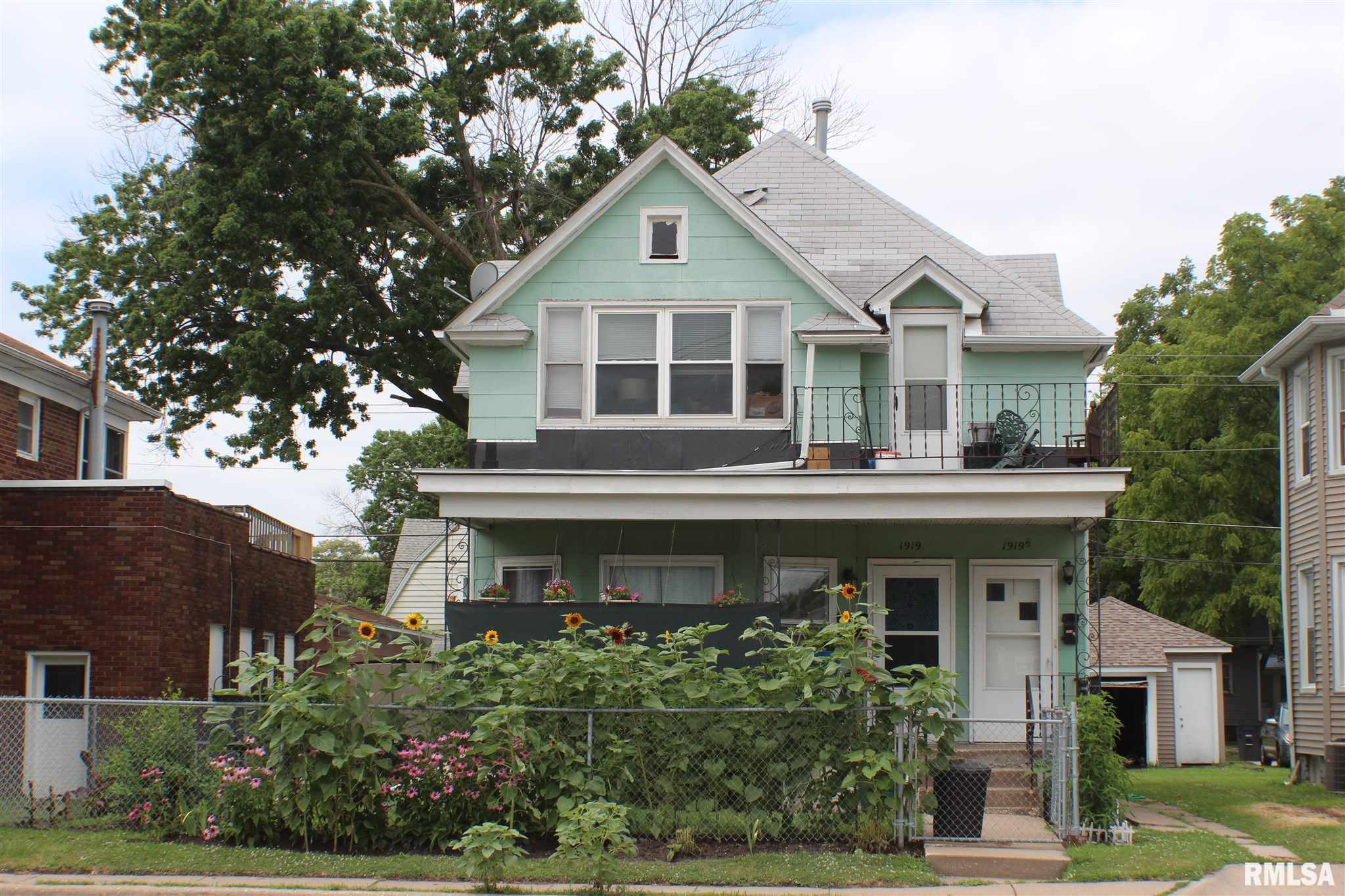 Mulit Family Home For Sale 1919 16th Moline Il Tim Odey